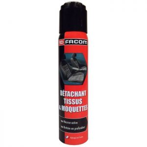 FACOM Détachant textile moquette  - Mousse active - 300 ml